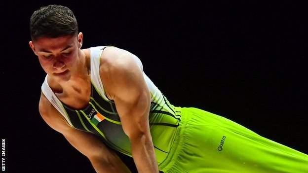 McClenaghan secured Ireland's first World Gymnastics Championship medal in Stuttgart