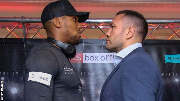 Joshua was meant to fight Pulev in 2017 and on 20 June but both were called off