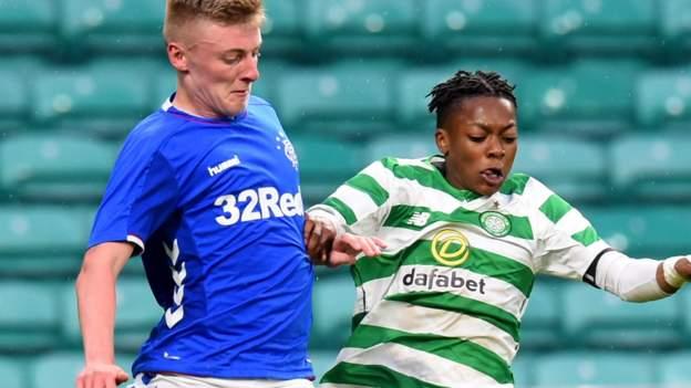 Perserikatan dataran rendah untuk menilai penerimaan grup Celtic dan Rangers B. thumbnail