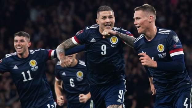 Scotland 3-2 Israel: Scott McTominay nets dramatic winner in World Cup qualifier