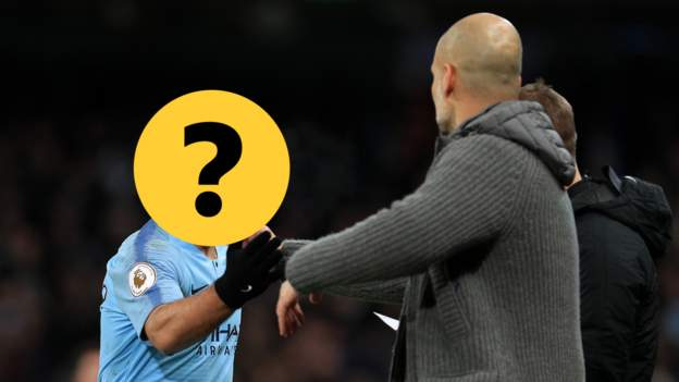 Man City quiz: Name all the players to have scored in Premier League under Guardiola - bbc
