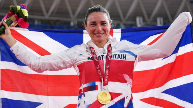 Tokyo Paralympics: Who are Great Britain's medal winners? thumbnail