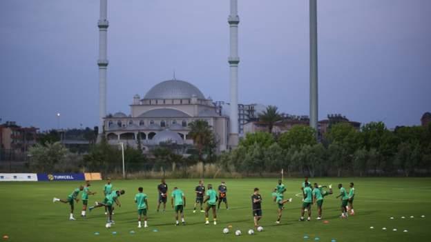 African nations set for flurry of football friendlies