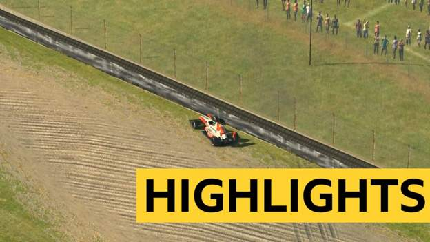 W Series highlights: 'That's a big mistake by Visser' thumbnail