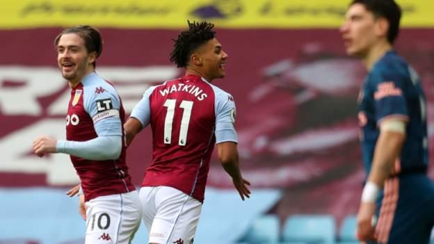 Aston Villa 1-0 Arsenal: Kiper Mat Ryan kebobolan 74 detik menjelang debut Gunners thumbnail