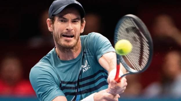 Vienna Open: Andy Murray beats Hubert Hurkacz to reach second round