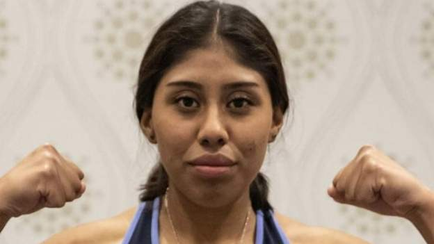 Jeanette Zacarias Zapata: Mexican boxer, 18, dies days after knockout in Montreal