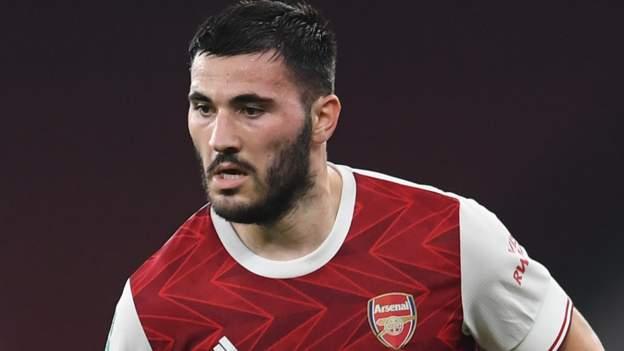 Kolasinac exits as Arteta trims squad