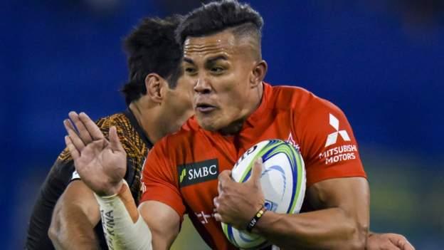 Leicester sign Tongan back Saumaki
