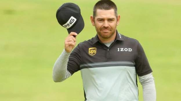 The Open 2021: Louis Oosthuizen leads from Jordan Spieth and Brian Harman after round one