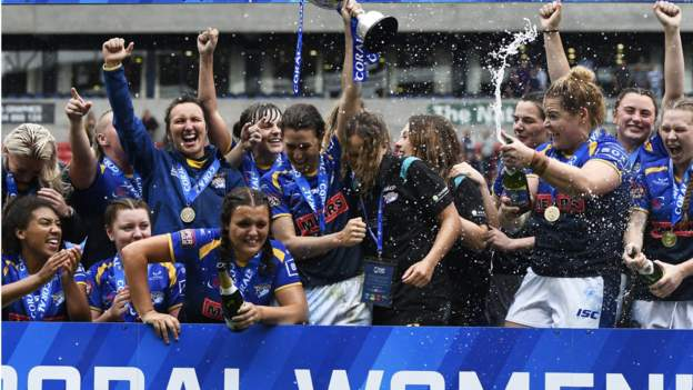 BBC to show Women's Challenge Cup final