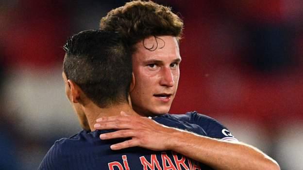 Draxler's late goal earns PSG first win of Ligue 1 season thumbnail