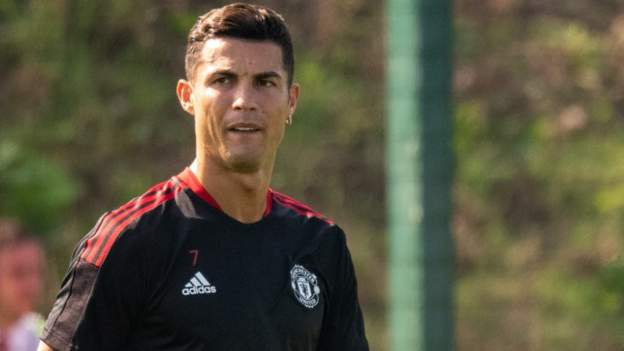 Cristiano Ronaldo: Manchester United forward has not returned to Old Trafford 'for a vacation'