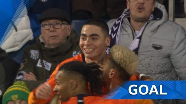 FA Cup: Joelinton backheel tees up Almiron rocket thumbnail