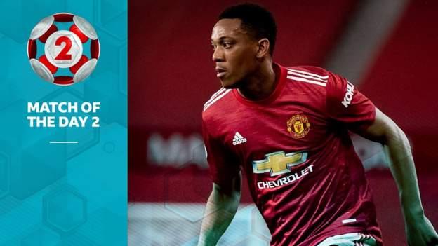 Man Utd v Newcastle: 'Martial a talented player – but not a striker' - BBC News