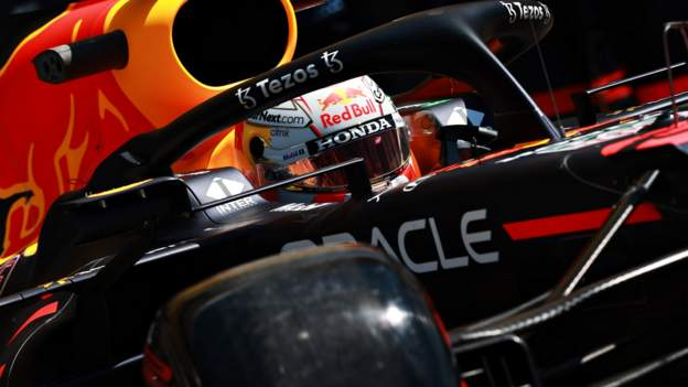 Max Verstappen fastest in Hungarian Grand Prix first practice