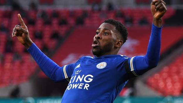 Leicester City 1-0 Southampton: Kelechi Iheanacho earns Foxes first FA Cup final spot since 1969