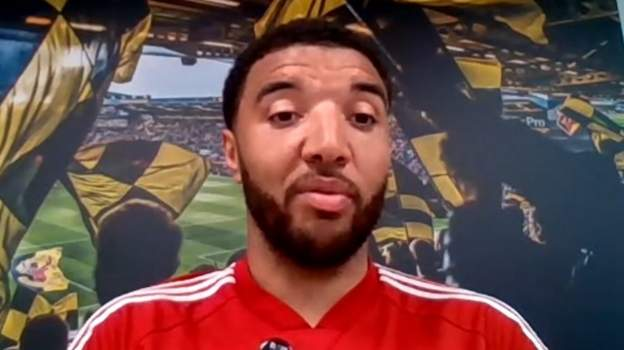 Troy Deeney: Watford captain needs to maintain race dialog going thumbnail