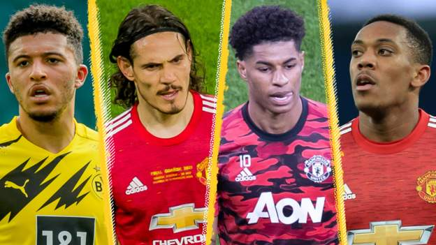 Jadon Sancho: Is right or left wing his best Man Utd position? Or a liberator for Fernandes?