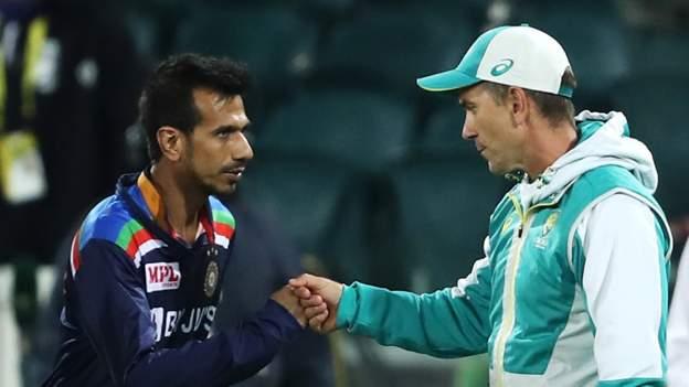 India beat Australia in controversial T20