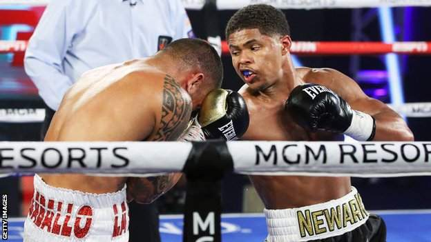 N.J.'s Shakur Stevenson wins in boxing's return from coronavirus pandemic
