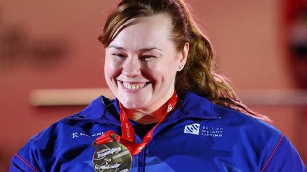 Sugden bids for Para-powerlifting Games debut