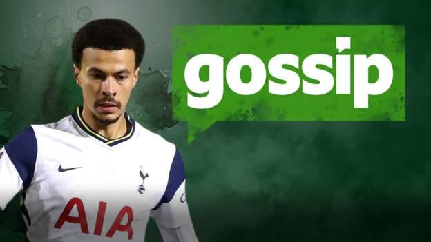 Transfer rumours: Alli, Laborde, Garcia, Sanson, Depay - bbc