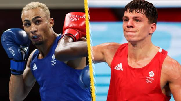 Tokyo Olympics: Ben Whittaker and Pat McCormack wins secure boxing medals
