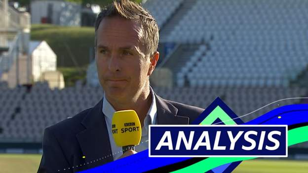 England v West Indies: Michael Vaughan says missed probabilities value England thumbnail