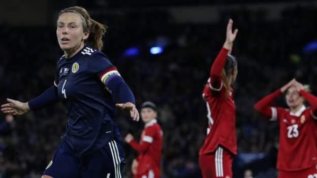 Corsie winner as Scots beat Hungary
