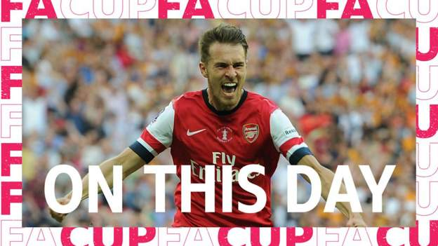 Ramsey winner seals Arsenal's FA Cup final comeback win over Hull City thumbnail