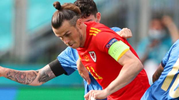 Euro 2020: Wales in last 16 after 1-0 defeat in Rome - bbc