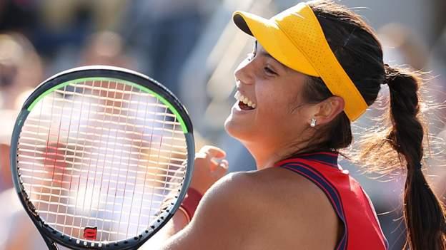 US Open 2021: British teenager Emma Raducanu wins to set up potential Ashleigh Barty match