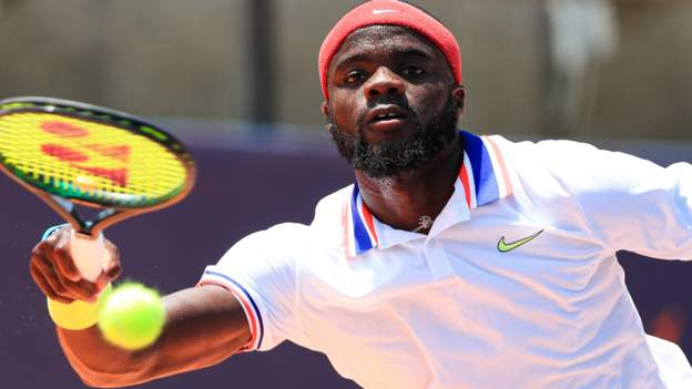 Tiafoe tests positive for Covid-19 and withdraws from All-American Team Cup
