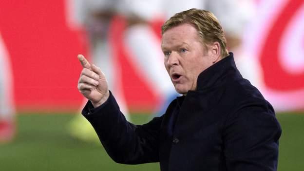 Athletic Bilbao v Barcelona: Ronald Koeman denies future ...