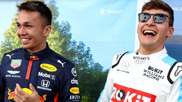 F1 & esports round-up: Russell wins F1 virtual title thumbnail