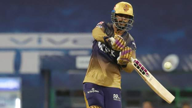 IPL: Kolkata Knight Riders beat Mumbai Indians to boost play-off hopes