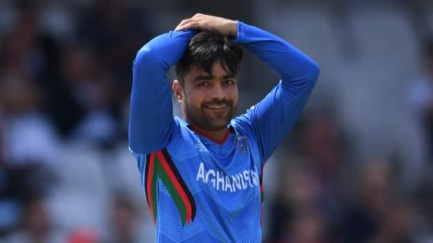 Rashid Khan: Afghanistan spinner stands down as Twenty20 captain