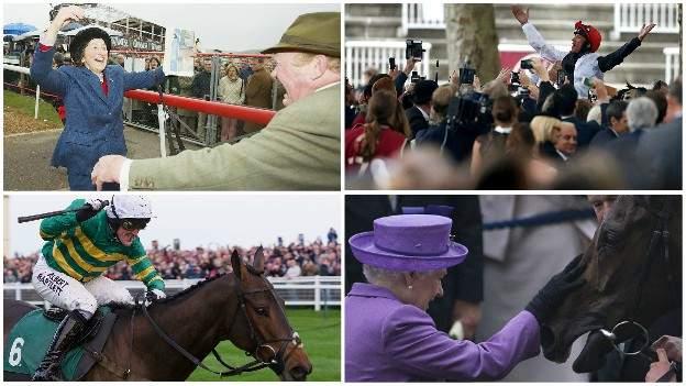 in_pictures Cornelius Lysaght's favourite races