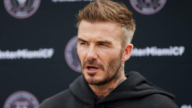 Beckham's Inter Miami broke MLS rules