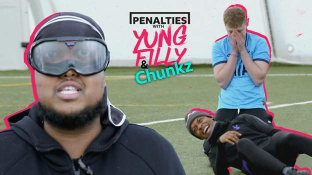 Can Chunkz win it for Arsenal in beer goggles? thumbnail