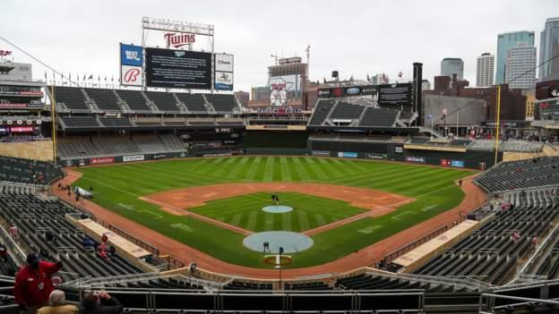 Minnesota sports teams postpone games