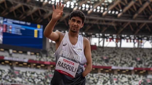 Tokyo Paralympics: Afghanistan athlete Hossain Rasouli makes debut after evacuation