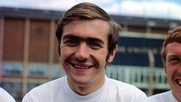 Terry Cooper: Former Leeds and England defender dies at the age of 77