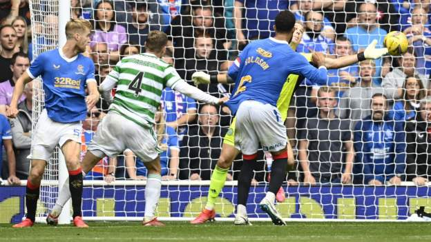 Rangers 1-0 Celtic: 'Familiar Old Firm outcome as predictions falter'