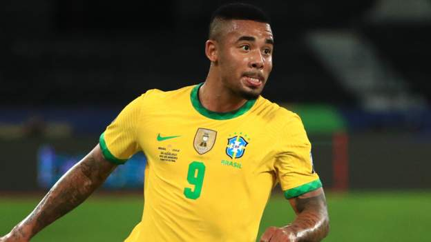 Brazil recall eight Premier League players for World Cup qualifiers