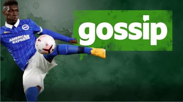 Transfer rumours: Rudiger, Bissouma, Dembele, Tomori, Milik, Mourinho, Zaha, Williams - bbc