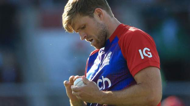 T20 World Cup: David Willey says England considering dunking balls in water