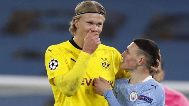 Man Metropolis 2-1 Dortmund: Phil Foden memiliki pemberitahuan terakhir atas Erling Haaland berkat kemenangan bertahap thumbnail