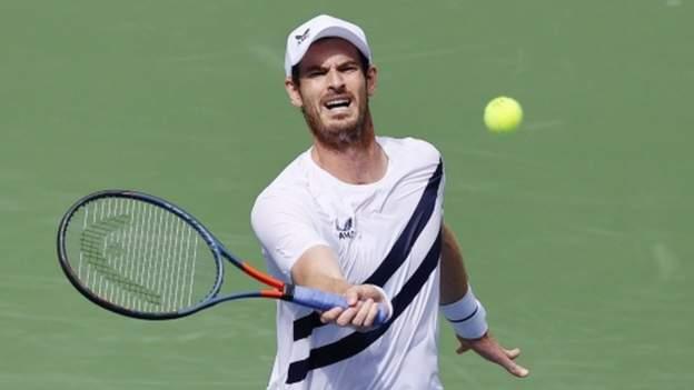 US Open 2020: Andy Murray fights back to beat Yoshihito Nishioka thumbnail